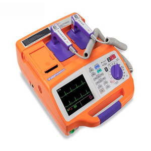 China defibrillator manufacturers directly sale automatic external defibrillator / ecg defibr
